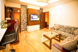 Homely stay for family vacation - Chola Serviced Apartment