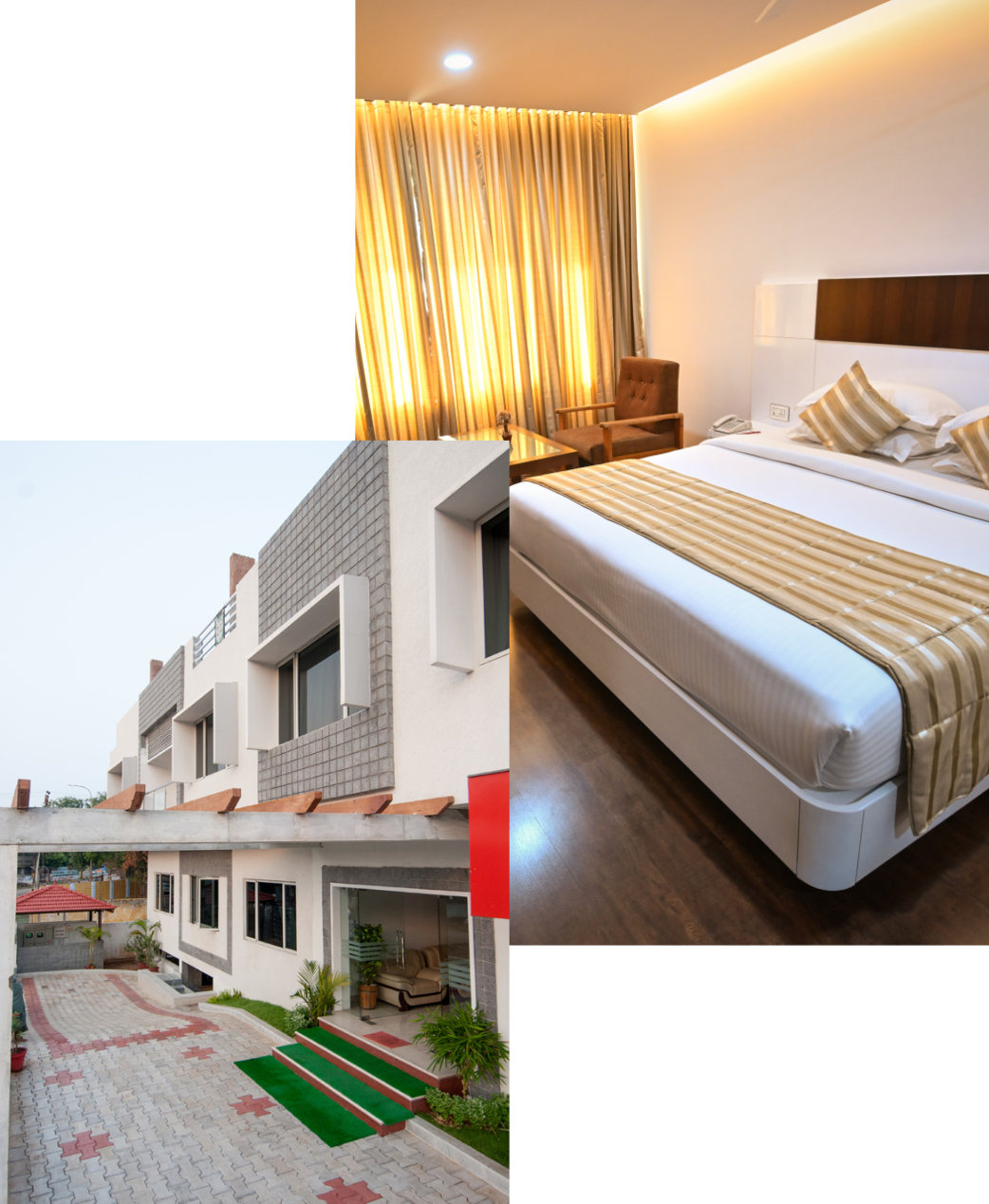 Experience the homestay in Trichy - Chola Serviced Apartment