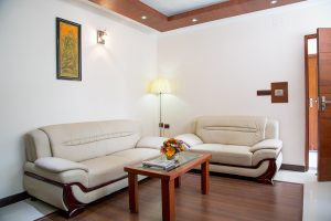 Fully Furnished Apartment for Family Vacation - Chola Serviced Apartment