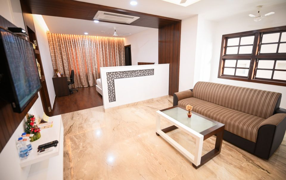 Short Stay Apartments in Trichy - Chola Serviced Apartment