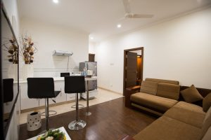 Contemporary Apartment for Short Stay - Chola Serviced Apartment