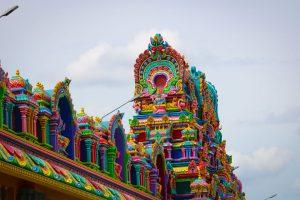 Samayapuram Mariamman Temple Trichy