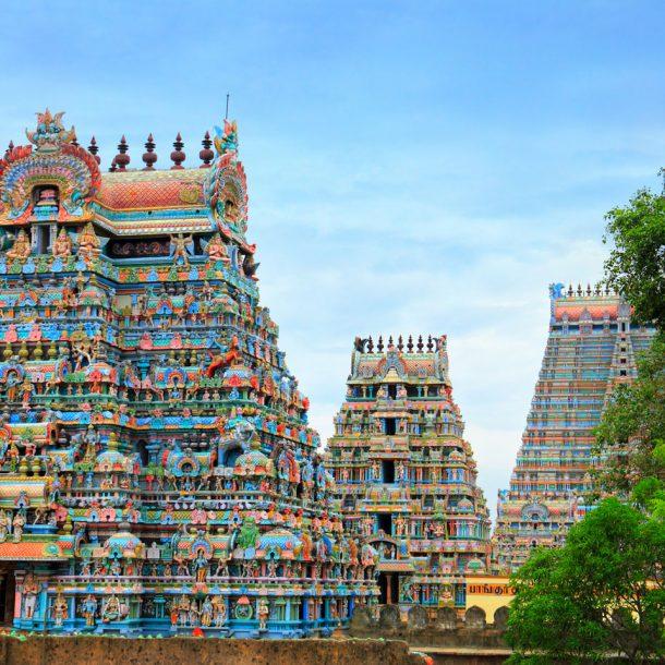 Srinrangam Renganatha Swamy Temple Trichy
